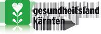 Gesundheitsland Kärnten Logo