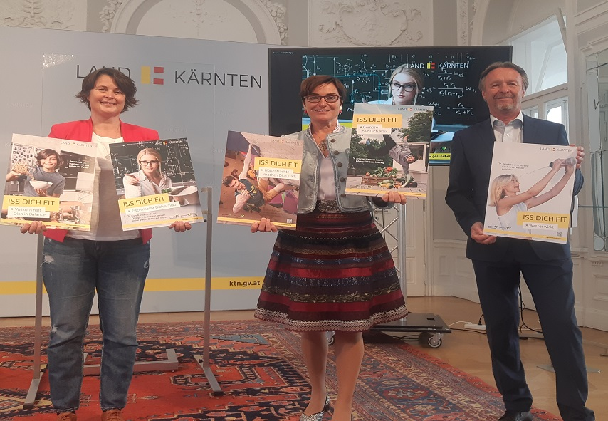 Iss dich fit Kampagne